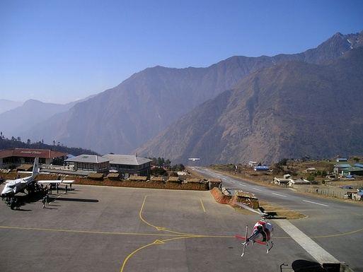 Kathmandu to Lukla