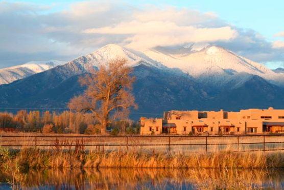 Desert Stories: Writing + Yoga in Taos