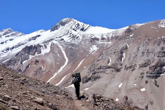 PRIVATE Plomo mountain expedition 3 days/2 nights