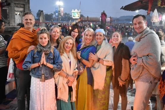 THE HEART OF YOGA - 16 DAYS THROUGH HOLY DHAMS (SITES)