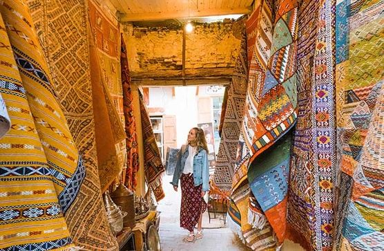 Ilene Smith's Moroccan Adventure - April 2019 - HN