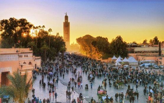 Lora Party - Morocco Trip -  February 2019 - FM