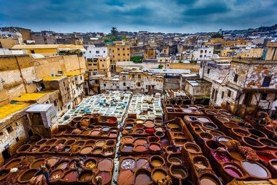 Elizabeth W & Daniel K - Morocco Trip - Nov 19 - ME
