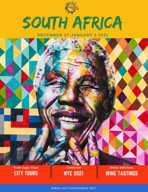 South Africa: NYE