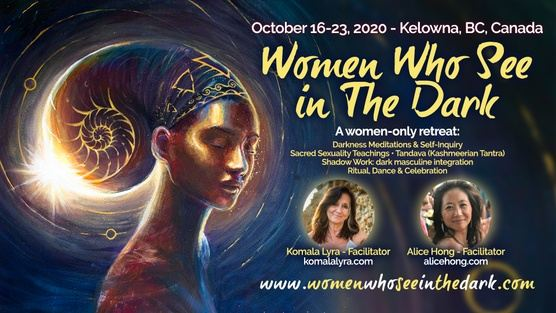Women Who See in the Dark CANADA - POSTPONED