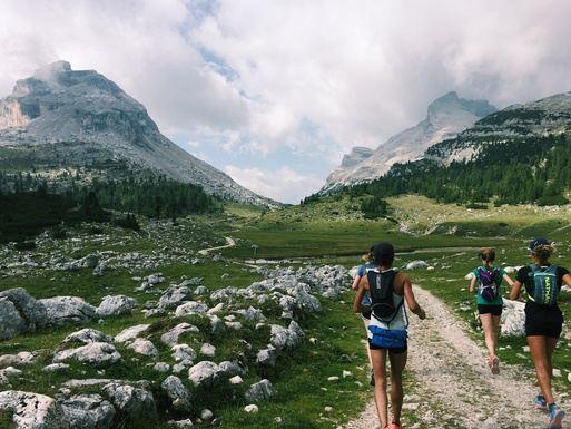Italian Dolomites Runcation: Hut-to-Hut Trail Running July 10-16, 2021