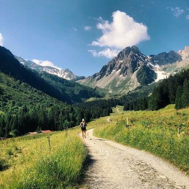 Tour du Mont Blanc Trail Running Vacation: Chamonix Runcation June