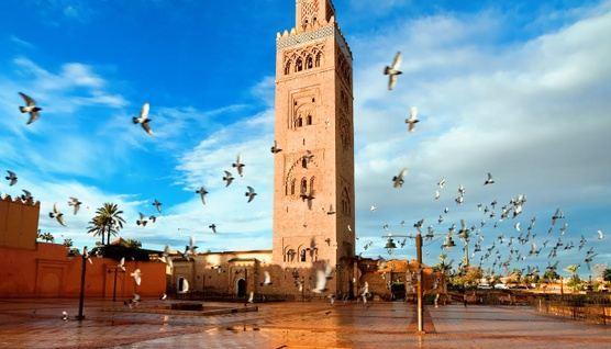 Areej & Usaid Moroccan Adventure - May 2018 - HN