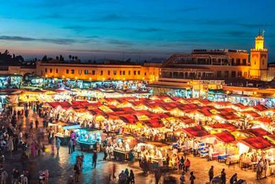Peter & Megan M - Marrakech - October 2019 - The Travel Team