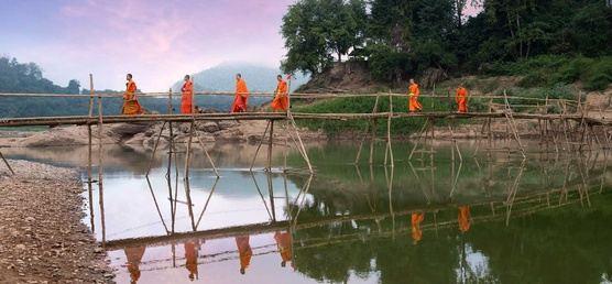 Mellow on the Mekong