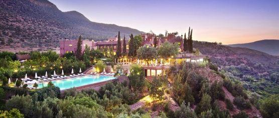 Victoria & Kristie's Moroccan Adventure (HB)
