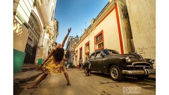Cuban Yoga Adventure