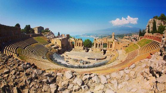 Pasta e Prana: A Sicily Yoga Retreat