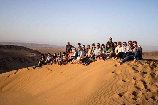 2020 Fuqua Morocco Trek