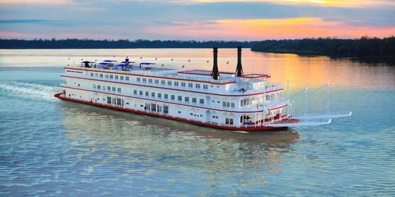 American Queen Steamboat Upper Mississippi Cruise