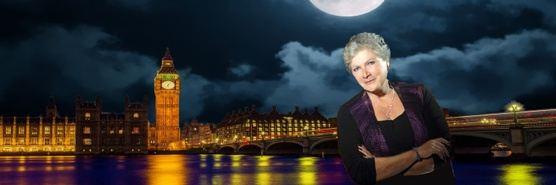 Andrea Perron Conjuring Up England's Supernatural Phenomena