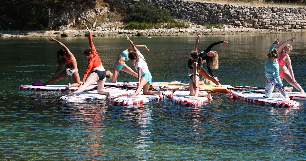 Sup Yoga Retreat May 30th June 6th In Vis Croatia
