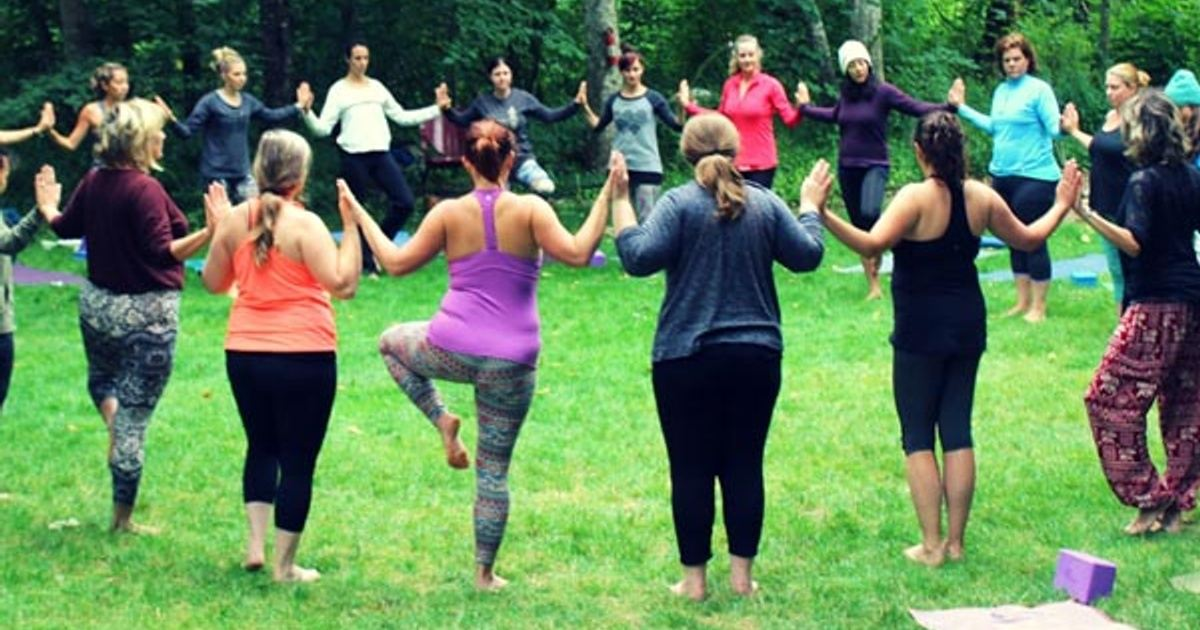 2020 Session 1 7th Annual Back To Nature Women S Yoga Retreat In Oregon