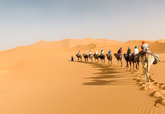 Celia.C & Party Morocco Trip - March 2019 - RT