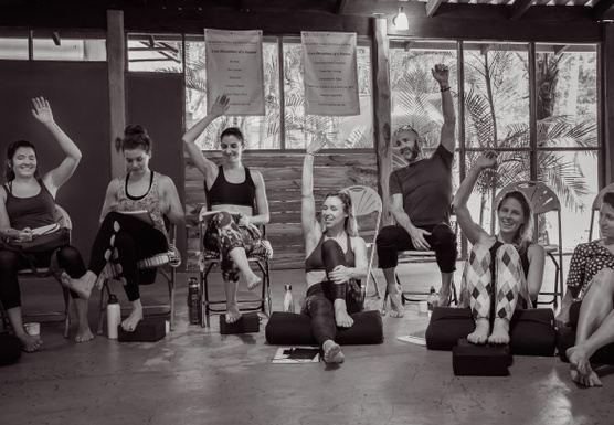 Human Journey - 200 hour Ayurveda Yoga Teacher Training