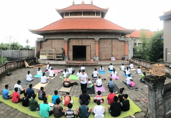 Unique POWER FULL Yoga Retreat in Bali