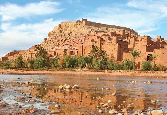 Avia and Ohad's Morocco Trip