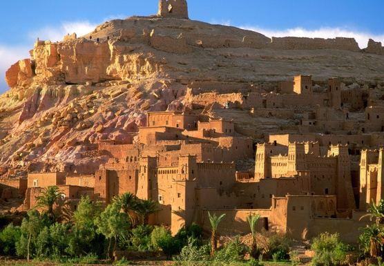 Ron's Morocco Trip