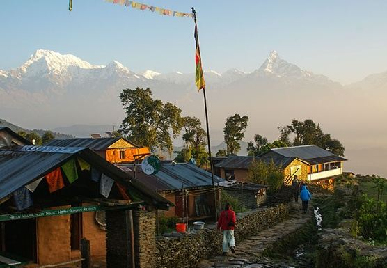 13 Day Himalayan Yogini: Cultural Backpacking Pilgrimage