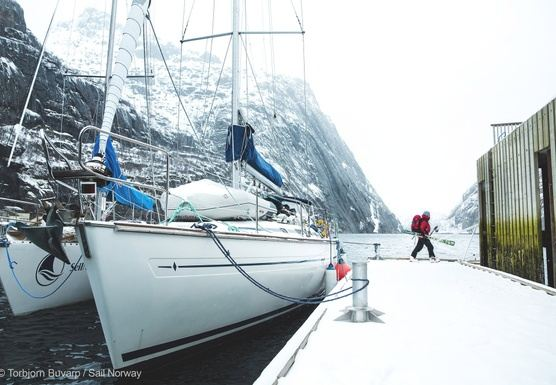 Norway Sail to Ski: April 2020