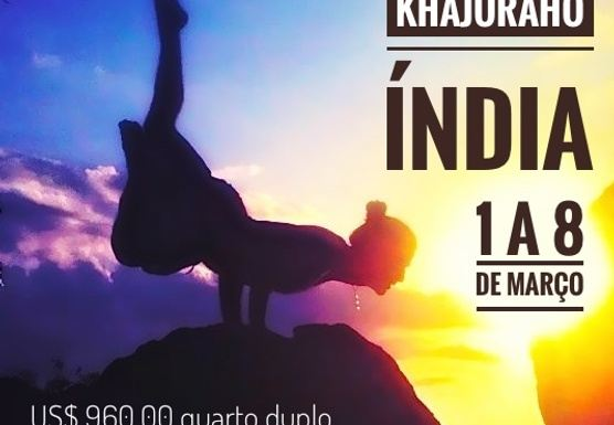 Tantra Yoga Immersion with Pedro Franco - Khajuraho India 2017