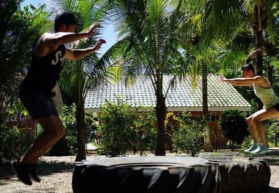 Fitness, Surf & Adventure Retreat