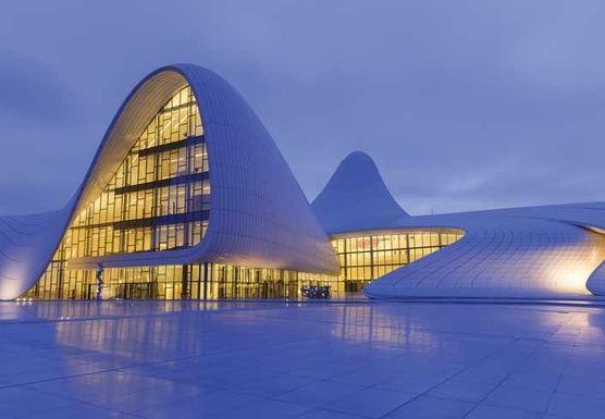 7 days/6nights at Baku 4 Star Tour