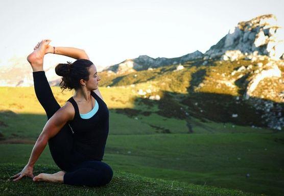 El corazón como guía - Retiro de yoga con Cris Aramburo