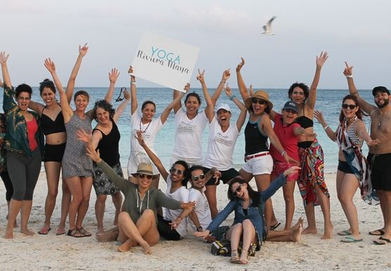 ALL INCLUSIVE! Yoga + Meditation + Volunteer work in Cancun, Mexico!
