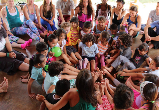 Yoga In The Classroom: A Retreat for Educators