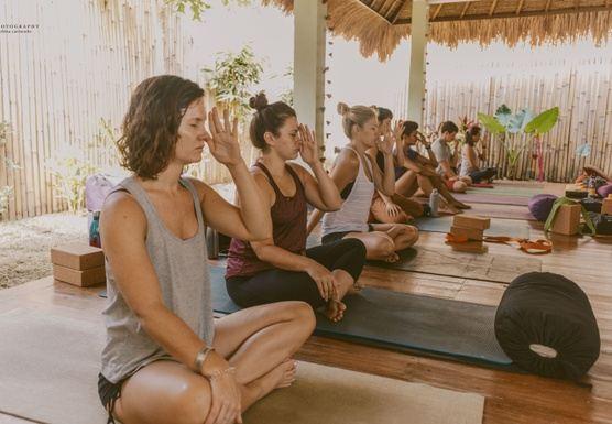 100 Hour Yin Yoga Teacher Training June