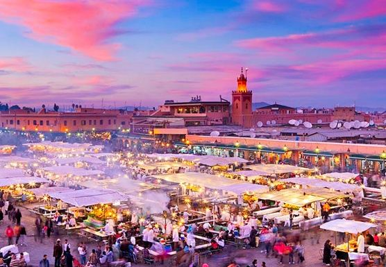 Jacqueline Madrigal's Trip to Morocco - October 2018 - HN