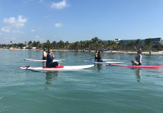 3-Day Yoga-Water® Teacher Training, SUP-Yoga & YogaWaterMat® YACEP