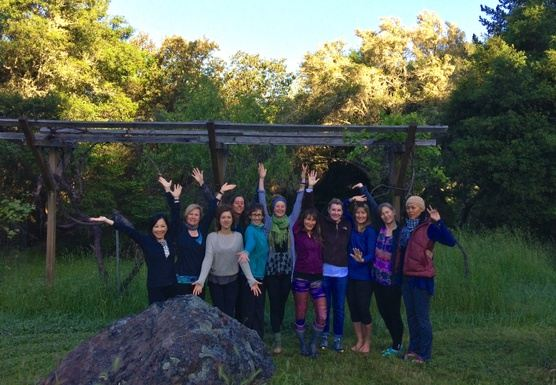 She Rises: A Women's Yoga Retreat