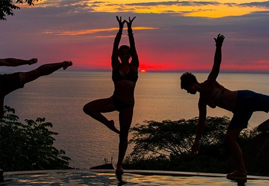 Yoga & Fitness New Year's Retreat