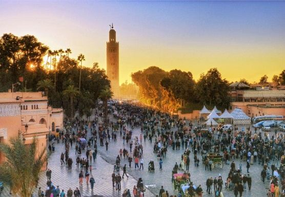 The Koay's 20th Anniversary Trip to Morocco (HB)
