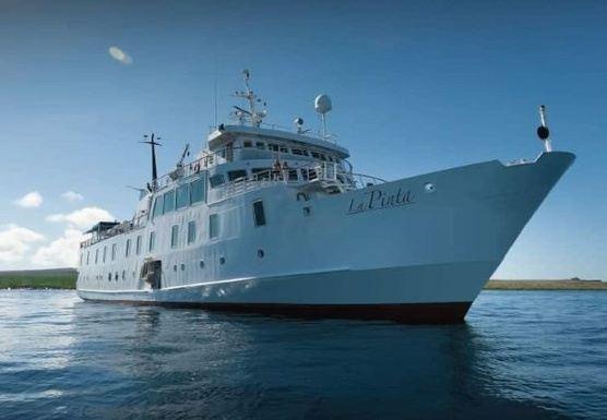 LA PINTA - luxury vessel