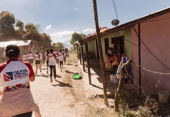Nepal Impact Marathon 2019
