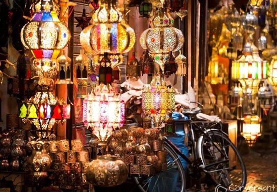 Gene B Morocco Trip - Nov 2018 - RT