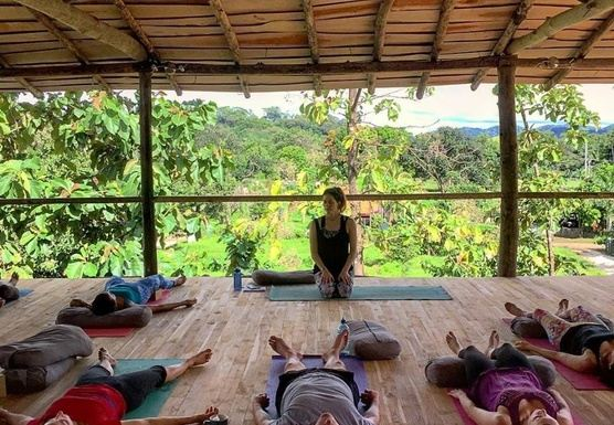 5-Day Yoga Retreat