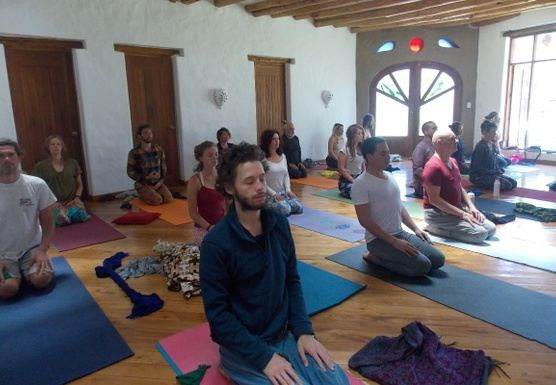 BALANCE: 21 days 200hrs Tantra Yoga Shamanism TT in Ecuador (Dec)