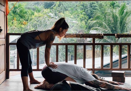 50 Hr Art of Assisting Yoga Teacher Training, Nusa Lembongan, Bali
