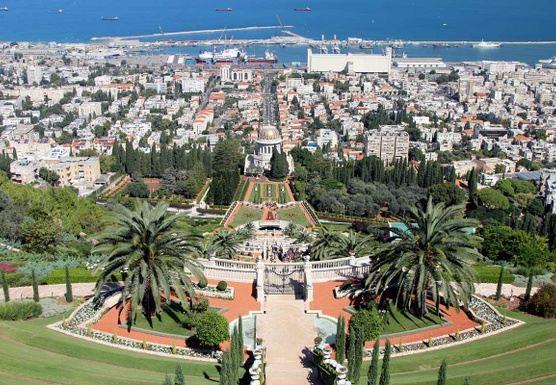 Trip to Haifa