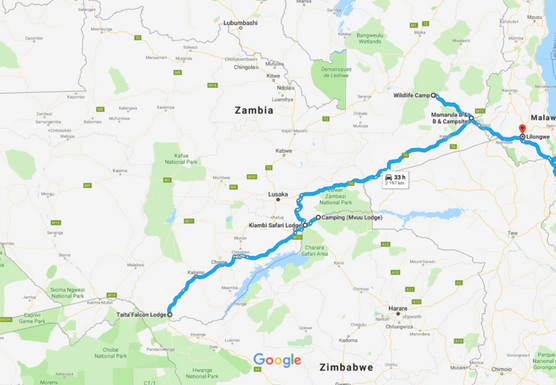 The Ultimate African Road Trip - Zambia & Malawi