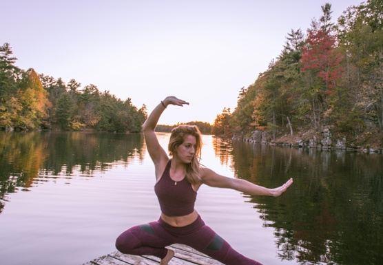 Pumpkin Spiced Yoga Retreat with Lauren Rudick